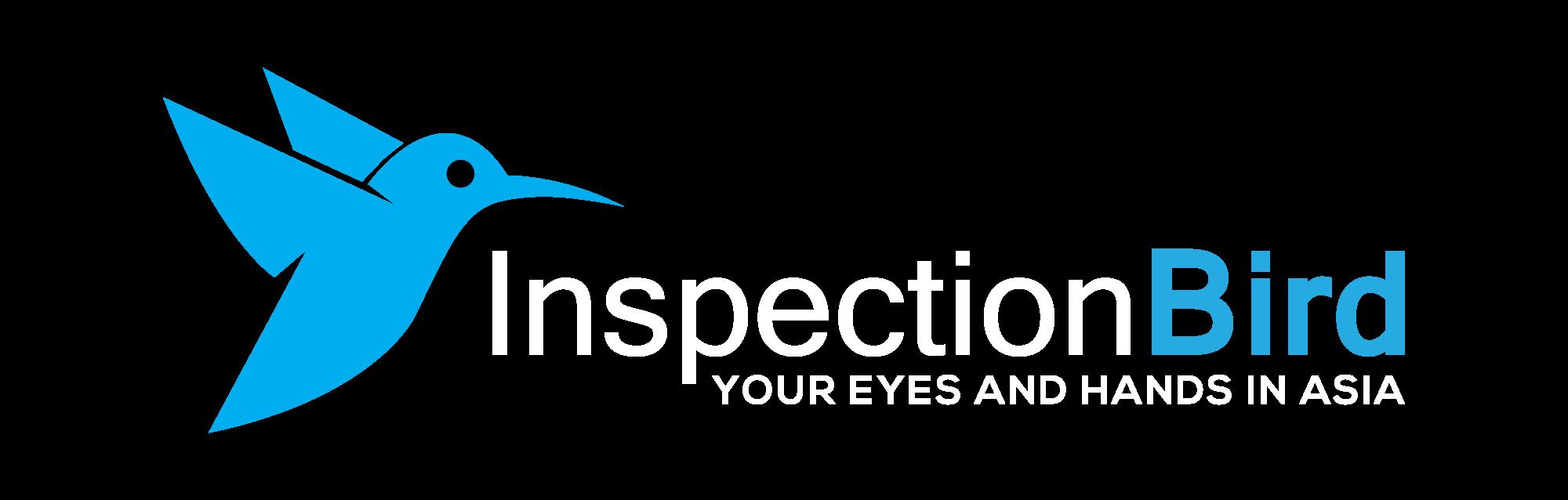 Inspection Bird Logo White