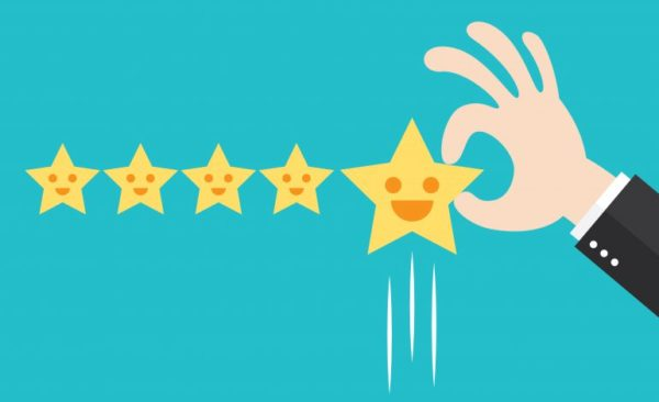 5 Star Rating after a product inspection for Amazon FBA